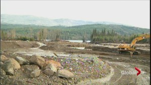 Mount Polley allows a close up look at environmental clean up
