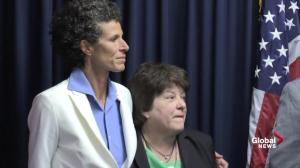 'Could not have been more proud': Prosecutor praises Andrea Constand
