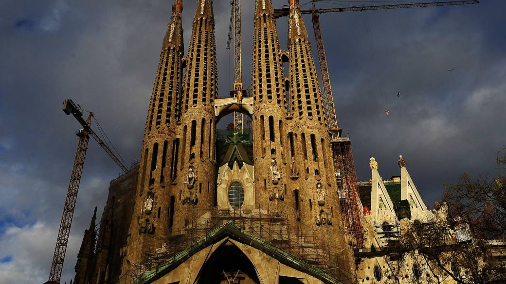 Barcelona Issues Work Permit For Gaudi S La Sagrada Familia Church 137 Years Late National Globalnews Ca
