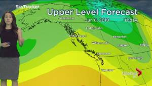 B.C. evening weather forecast: Jun 8