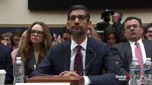 Google CEO asked what company is doing to combat white supremacy