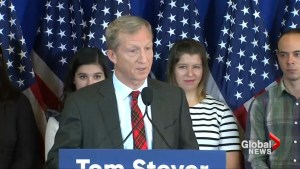Midterms more important for Democrats than 2020 elections: Tom Steyer