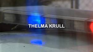 The Thelma Krull case: Winnipeg's Chief of Police looks back at 2018 (00:35)