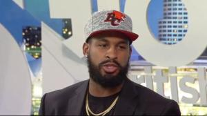 BC Lions Manny Arceneaux talks about being a Big Brother