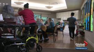 Edmonton centre does reno, addition for dementia research