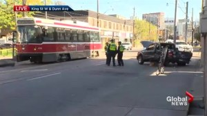 Collision leaves male cyclist dead