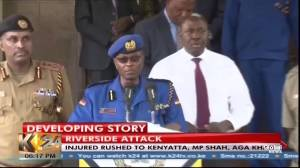 Kenyan police confirm terror attack in Nairobi, counter-terror operation is ongoing