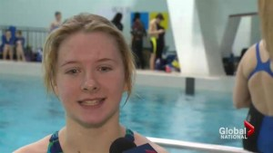 New Brunswick girl youngest to qualify for Paralympic games