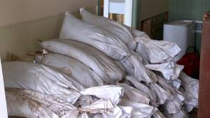 N.B. officials urge caution as some residents return to flood-damaged homes