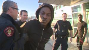 Man accused in downtown Calgary nightclub homicide claims he's innocent