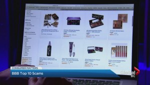 BBB top 10 scams