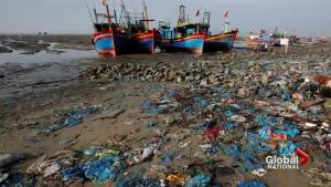 Pressure mounts on Canada to devise solution to stop plastic pollution