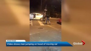 Shocking video shows altercation after hit and run