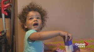 EXCLUSIVE: Baby waits hours for treatment at Montreal Children's Hospital
