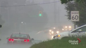 Central Ontario slammed by intense summer storm