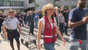 Calgary welcomes the Stampede as a bright point in a difficult year