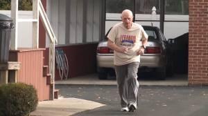 Pennsylvania WWII vet still running at 97 years old