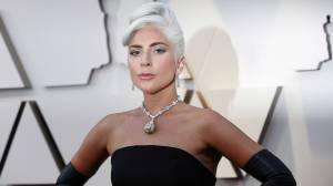 Oscars 2019: Lady Gaga walks the red carpet in Alexander McQueen gown