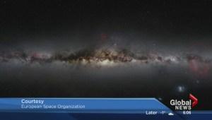 Astronomer discovers unique stars