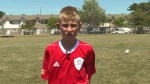 Kingston soccer star Adrianos Dagres dreams big