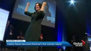 Focus Montreal: Projet Montréal and Valérie Plante's historic win (08:09)