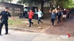 Students evacuated after shooting at University of North Carolina