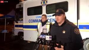 Cayce sheriff says they have secured scene of Train derailment