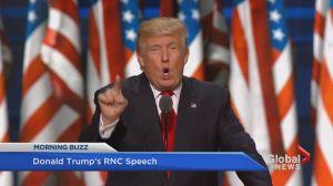 Donald Trump's RNC speech paints dangerous picture of USA