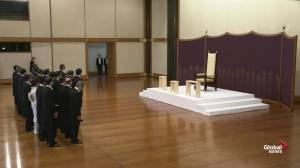 Japan's new imperial era ushered in as new emperor enthroned