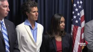 'Justice was delayed but not denied': Andrea Constand spokesperson