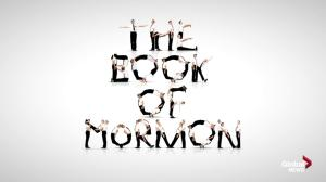 Book of Mormon musical returns to the Northern Alberta Jubilee Auditorium