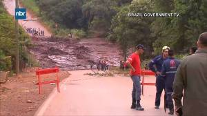 Rescuers continue to search for survivors in aftermath of Brazil dam collapse