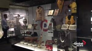 Royal Alberta Museum: Human History exhibit