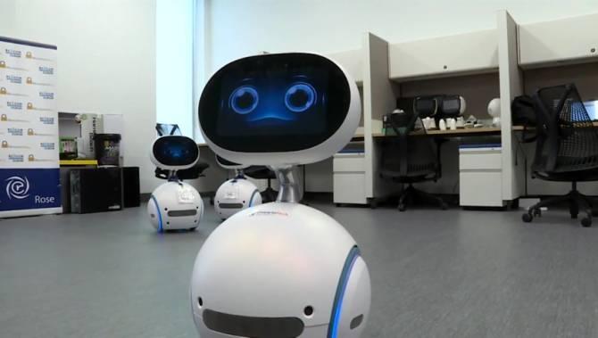 Ontario Tech students using AI to teach robots empathy