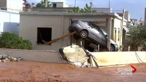 At least 10 people killed in flash floods in Greece