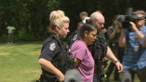 Regina police shut down Justice for Our Stolen Children protest