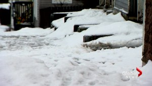 Sidewalk clearing back on the agenda for Saint John council