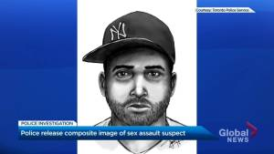 Toronto police search for suspect in connection with sexual assaults dating back to 2015