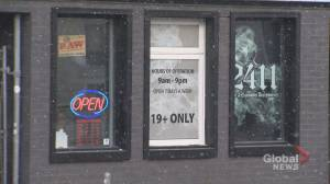 Cannabis dispensaries fight to stay open while police crack down