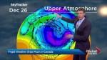 Frigid weather grips much of Canada