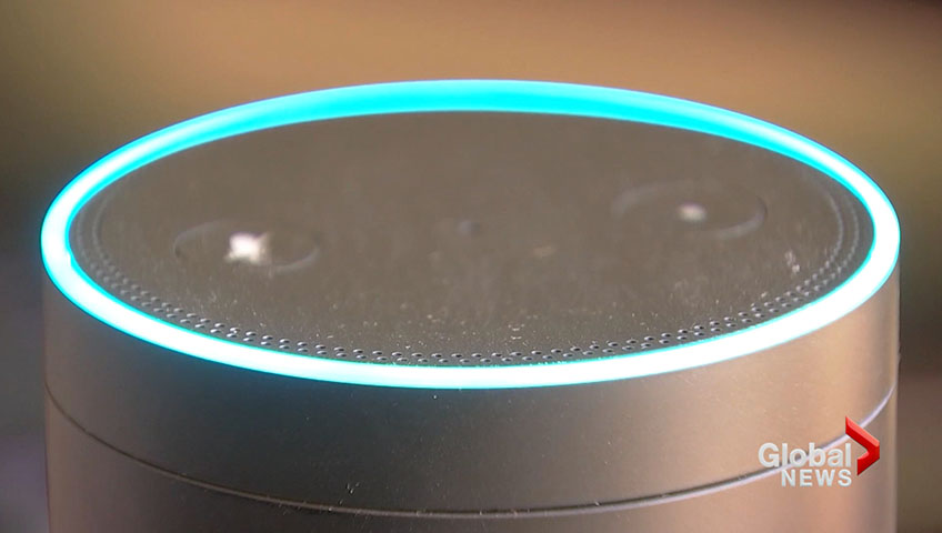 Amazon's Alexa records, shares private conversation