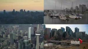 Canada's population shifts from East to West: Census 2016