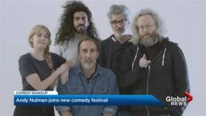 Focus Montreal: Comedy festival rivals?