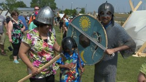 Vikings take over Gimli