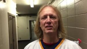 Slap Shot's Hanson Brothers among those paying tribute to Dave Semenko