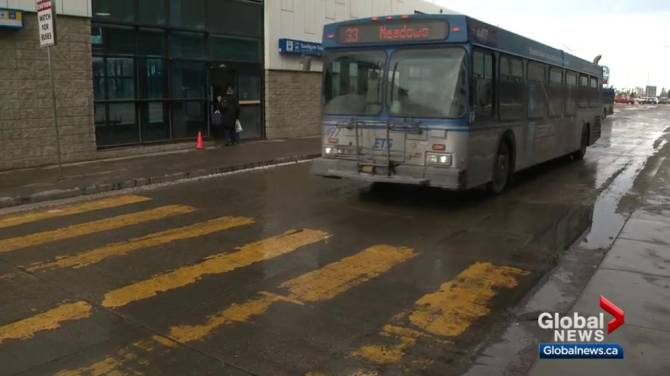 Click to play video: Public input wanted on Edmonton bus route changes