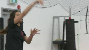 Professional volleyball arrives in Calgary for the first time with the launch of the Premier League