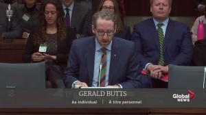 Butts says focus of government was to save jobs at SNC-Lavalin