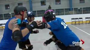 Rolling into action: Calgarians with a close connection take on the world