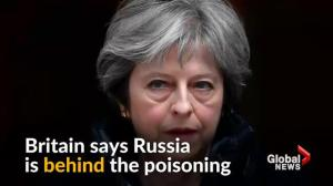 Russia warns UK as relations worsen over spy poisoning